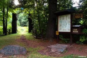 Becker Hollow Trail Starting Part