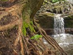 Small water cascades