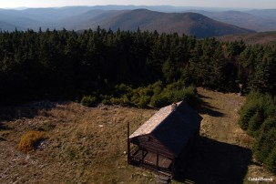 View from the Hunter Mountain Fire Tower