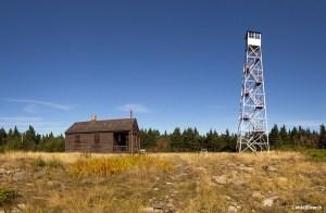 Hunter Mountain Fire Tower