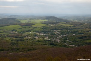 Mount Utsayantha view of Stamford