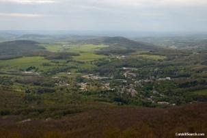 Mount Utsayantha view of Stamford