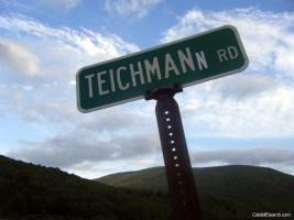 TeichmanN Road